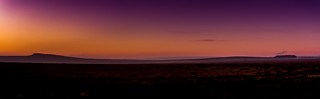 Moorland Afterglow