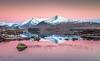 In the Pink (Jerry Fryer) Tags: rannochmoorsunrise blackmount scotland highlands snowcoveredmountains twilight beltofvenus pink moorland nearglencoe 5dmk2 leefilters