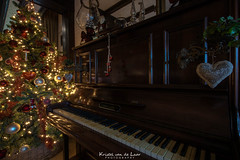 X-Mas 2016 (Kristel van de Laar Photography) Tags: beauty beautiful reflections happy times indoor winter photography lights happiness livingroom home xmas christmas christmastree piano seasons greetings fun laughter