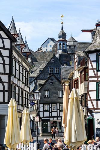 Monschau (Montjoie) - Allemagne