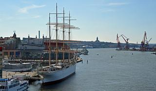 Lilla Bommen, Göta Älv, Gothenburg