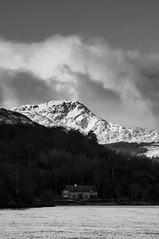 Loch Lomond (ieuanrogers) Tags: landscape loch lomond longexposure scotland sky mountains bw west argyle bute water