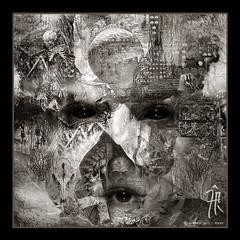 El oscuro umbral de la Locura (| Photograper | Digital Artist |) Tags: insane locura oscuro dark darkness oscura oscuridad gothic death muerte guerra war wow me melancolia vampir vampiros blackeyes sepia desintegracion desolacion soledad rencor surrealista surrealismo surreal surrealism monocromatico