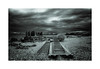 Bayble Island Monochrome (The Unexplored) Tags: isleoflewis westernisles outerhebrides scotland nikon sigma 816mm single shot hdr raw nef bw tonemapped tonemapping mono bayble seaside seascape shore thegrimgit grimgit theunexplored unexplored