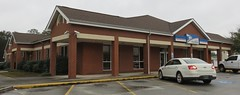Post Office 36582 (Theodore, Alabama) (courthouselover) Tags: alabama al postoffices mobilecounty theodore