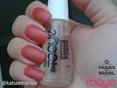Base Fosca (Novo Toque) (katiaemanias) Tags: esmalte esmaltes unhas unha katiaemanias nails nailpolish nail nailart novotoque