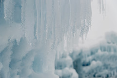 Ice Castles Icicles (aaronrhawkins) Tags: icecastles ice castles icicle winter cold frozen water drip blue january freeze hanging midway utah aaronhawkins