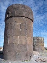 Chulpa (luciezr) Tags: chulpas peru sillustani titicaca