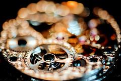 Pendulum (koolandgang) Tags: watch watchinside bokeh bokehlicious pendulum timepiece timekeeper nikond700 nikonsb900 nikon105vrmicro nikonsb700 machine contraption