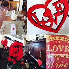 Hi St Valentines Day! ❤️we are all ready for you #capepe #moraira #fullybooked #love