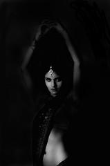 Forms of Grace (debmalya.raychoudhuri) Tags: woman fashion shadows lowkey moods