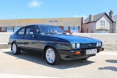 1987 Capri (DaveWilcock) Tags: ford capri cleveleysclassiccarshow2015