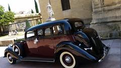 1939 Hispano-Suiza (Michel Curi) Tags: old travel espaa classic cars vintage spain europe antique asturias voiture transportation carros naturalparadise oviedo carshow coches hispanosuiza automvil asturies crusein parasonatural visitspain autoautomobile