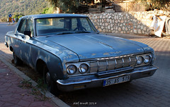 Plymouth Fury 1964 (seanavigatorsson) Tags: travel cars plymouth oldtimer chrysler fury 1964 plymouthfury