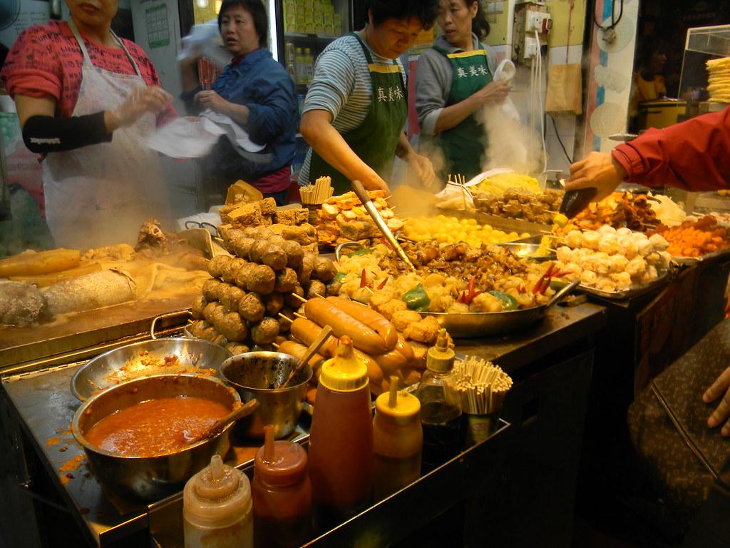 10Những món ăn đường phố tại Hong Kong