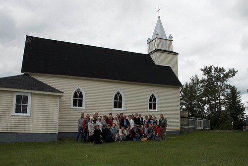 """The trip to the oldest Polish Parish in Alberta - Kraków, Alberta • <a style=""""font-size:0.8em;"""" href=""""http://www.flickr.com/photos/126655942@N03/19448077732/"""" target=""""_blank"""">View on Flickr</a>"""