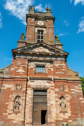 Église abbatiale Saints-Pierre-et-Paul de Neuwiller-lès-Saverne