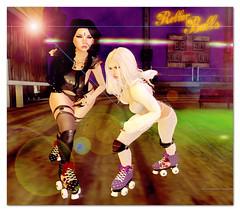 Derby Queens (Tasja Rage {wtfisshewearing.wordpress}) Tags: solo zandra