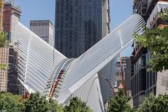 PATH Station Construction (Wallace Flores) Tags: nyc nikon calatrava newyorkstate lowermanhattan d4s oneworldtrade