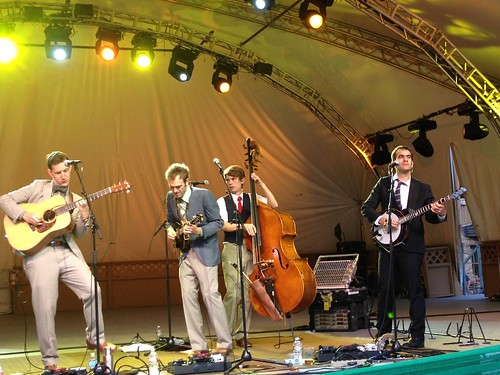 Punch Brothers July 6, 2014