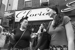 South Street, 2015 (Alan Barr) Tags: street people blackandwhite bw philadelphia monochrome mono blackwhite candid sony streetphotography sp streetphoto southstreet 2015 rx100m3