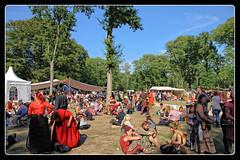 Castlefest 2015 (gill4kleuren - 17 ml views) Tags: fiction girls people music castle boys colors dancing gothic nederland science medieval event fantasy muziek celtic fest keukenhof costums lisse 2015 mgic