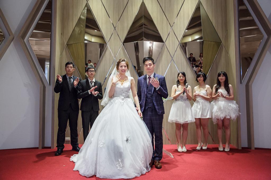 053桃園晶宴證婚儀式