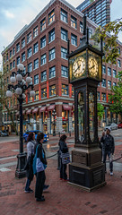 The Gastown Steam Clock (Vancouver BC, Canada) (*Ken Lane*) Tags: can geo:lat=4928425900 geo:lon=12310874283 geotagged vancouvernedowntownharbourcentregastownyaletown westend bc britishcolumbia britishcolumbiacanada canada canadiancity canadianseaportcity cityofvancouver ciudad coastalseaportcity kanada northamerica pacificnorthwest seaportcity stad stadt vancouver vancouverbc vancouverbritishcolumbia vancouverbritishcolumbiacanada vancouvercanada vancouvercity vancouverite westcoast yvr ванкувер город канада カナダ シティ バンクーバー مدينة शहर เมือง แคนาดา 시티 캐나다 加拿大 市 antiquestyleclock cambiestreet clock gastown gastowndistrict gastownsteamclock raymondsaunder steam steamclock thegastownsteamclock timepiece tourism tourist touristattraction travel travelphotography vancouversteamclock waterstreet whistles