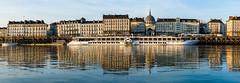 MS Loire Princesse sur les quais de Nantes (christophe.laigle) Tags: loire princesse reflet fuji xf35mm nantes bâteau xpro2 croisière quaidelafosse loireprincesse