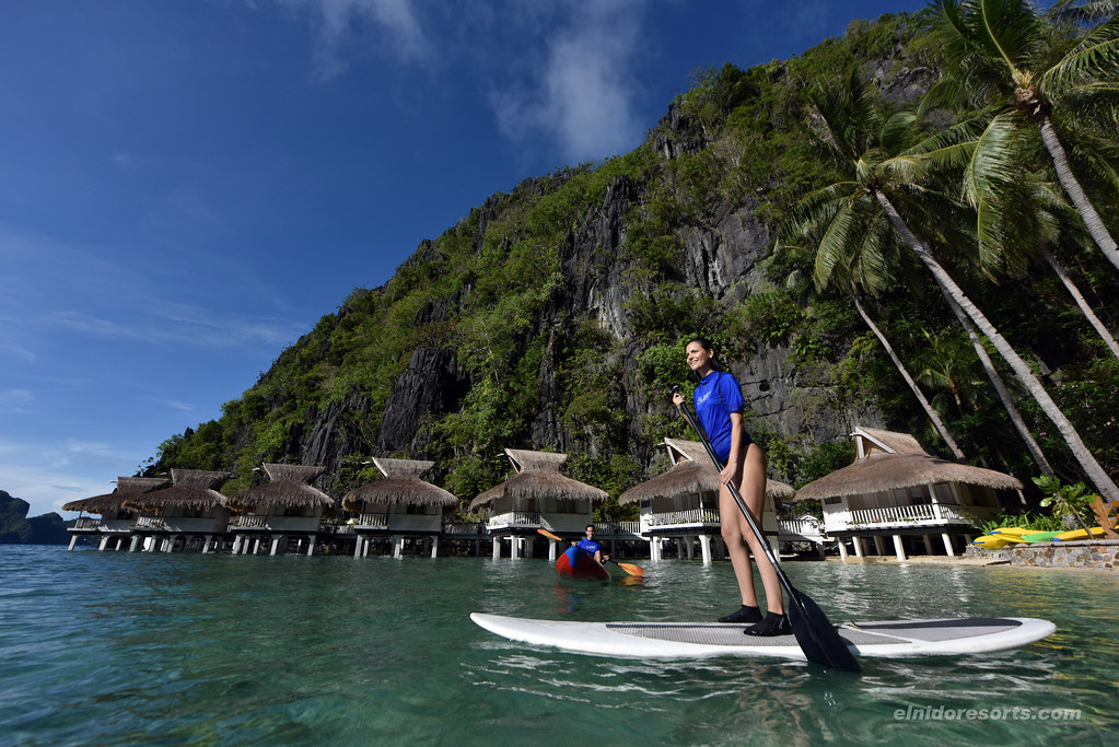 Miniloc Island - Attività sportive (Photocourtesy of El Nido Resorts)