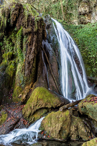 Cascada río Altube - Altube river waterfall