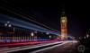 """ Westminster Trails "" (SJAviation.net) Tags: bigben westminster nikon london longexposure thecity nightshoot nightphotography housesofparliment lightrails"