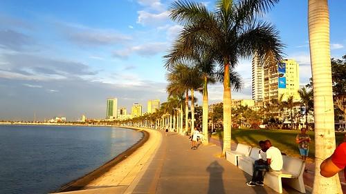 Baía de Luanda - Angola