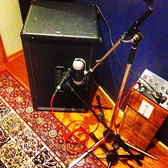 Dinner for 2 (Pennan_Brae) Tags: musicstudio musicphotography recordingsession mic amp mesaboogie recordingstudio microphone recording music amplifier