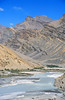 Tsarap Chu River Valley (Niall Corbet) Tags: india himalaya himalayas ladakh manalitoley mountain desert river valley sarchu