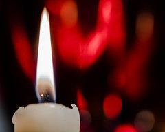 """""""Light my fire """" (susacu) Tags: macro monday inspired by song light candle spirit"""