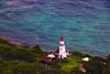 Diamond Head Lighthouse (Jays and Jets) Tags: diamondhead oahu hawaii lighthouse ocean waikiki sea water