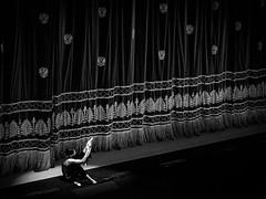 (赤いミルク) Tags: 音楽 ビンテージ ビニル black romantism gothic コントラスト 白黒 ストリート grain vignette 赤 red ウォール wall ゴースト 悪魔 ghost 友人 ドア doors 贈り物 gift 地平線 horizon monochrome モノクローム 暗い blackandwhite street 壁 surreal intriguing 生活 life music dance mysterious curtain velvet