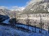 Frozen Fraser   Near Bridge River by Lillooet (Dru!) Tags: