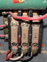 Motor starter (simonov) Tags: powermatic houdaille disc sander model30 vintage machinery woodworking tools
