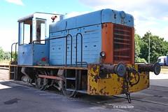 Europorte Usines Metalurgiques du Hainaut - UMH LDH 252 Gray 11-06-2009 (Alex Leroy) Tags: europorte usines metalurgiques du hainaut umh ldh 252 gray 11062009