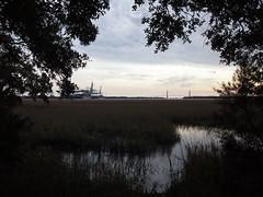 Wando River (BunnyHugger) Tags: charleston dorothybkearnspark letterboxing southcarolina wandoriver