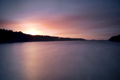05/52: Lower Rivington Reservoir, Lancashire (nickcoates74) Tags: 52weeks 52 ebayfilters sony a6000 ilce6000 chorley lancashire rivington reservoir lake sunrise winter february longexposure affinity affinityphoto dawn