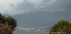 P1110028 Zoomed look at Kande roadside ... still about an hour away (ks_bluechip) Tags: nepal trek dec2016 annapurna abc mbc pothana australiancamp kande