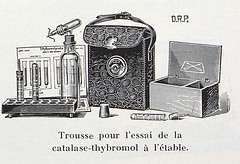 Appareils utilisés pour le contrôle du lait (Université de Caen Normandie) Tags: bibliothèquehistoriqueduministèredelagriculture bibagri mrsh industrielaitière lait