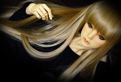 long long hairs (azheltikova) Tags: bjd mybjd ail aliceinlabyrinth aildoll aildolls elijah