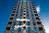 blue windows (ToDoe) Tags: rotterdam house hochhaus architecture blue blu blaak