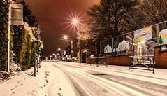Sur le chemin de l'école (Yasmine Hens) Tags: snow winter road chemin hensyasmine namur belgium wallonie europa aaa بلجيكا belgique bélgica ベルギー белгия բելգիա belgio 벨기에 belgia бельгия 比利时 bel be autofocus ngc saariysqualitypictures flickrclickx