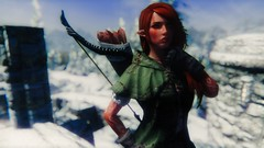Skyrim Project + Reality (Gamesbaul) Tags: skyrim bethesda stunning visual natural real enb mod reality steam pc nvidia women player character amazing colorful colors wild nature cave light dark shadow game videogame oblivion elderscroll armor sexy redhead wildlife houses streets sword epic gorgeous face beautiful fondo negro pretty best views scenery snow blizzard dragons darkness warrior shield detail borde para fotos snapdragon