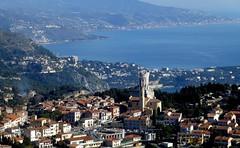 village de La Turbie (3) (b.four) Tags: village paese mer sea mare laturbie alpesmaritimes ruby3
